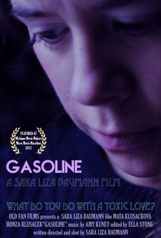 Gasoline Move Poster
