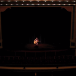 Jetty Rae performs on stage at the Traverse City Opera House