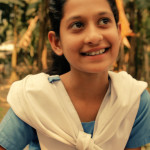 Another young girl openly describes her fears and embarrassment when it comes to menstruation.